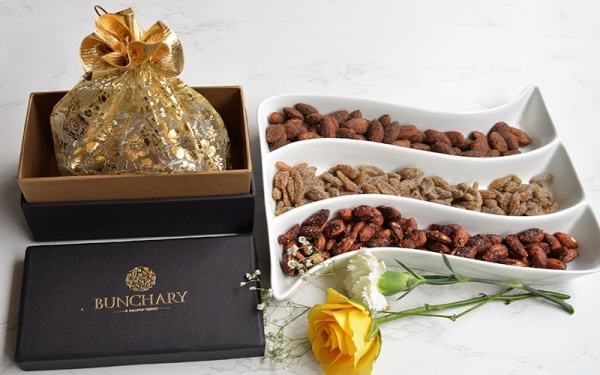 Bunch of Assorted Dry Fruits